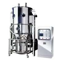 Fluid-bed Spray Granulator/Dryer