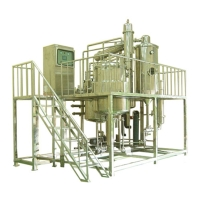 Vacuum Extraction/Concentration Machine