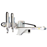 BOMARC Pneumatic/ Inverter Driven Beam Robots