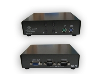 Desk Top KVM Swith(2 & 4 Port)