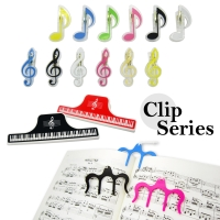 Music Score Clip Series