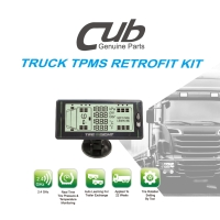 大卡车用胎压监测器
