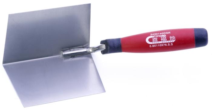 阳角(内角)泥刀