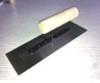 抹泥刀(鏡面不銹鋼刀片/圓木柄)