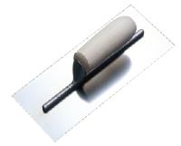 REVITED PLASTERING TROWELS WOOD HANDLE