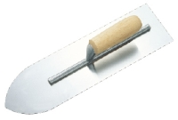 FLOORING TROWELS WOOD HANDLE