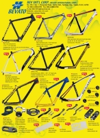 Cens.com Bicycle frame BEV INT`L CORP.