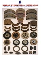 汽车、机车刹车系统零件