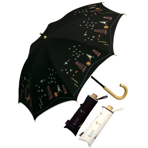 T/C刺绣洋伞