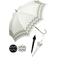 Embroidered T/C Parasol