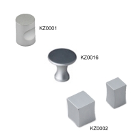 Furniture handles & knobs Aluminum knob