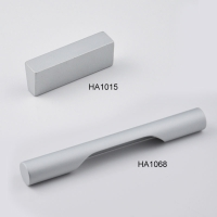 Furniture handles & knobs aluminum