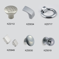 Furniture hnadles & knobs-Zinc alloy knob