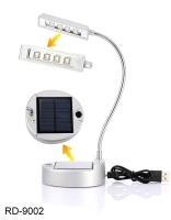 Solar LED Table Lamp