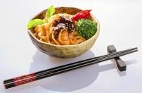 鬼芋蕎麥拉麵(麻辣乾拌麵)