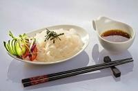 鬼芋荞麦拉面(日式和风凉面)