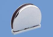 銅製或不繡鋼玻璃門鉸