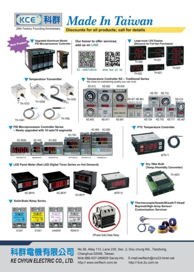 Micro Processor Temperature Controllers