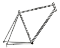 Y13R03 Stainless Road Frame