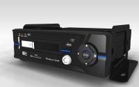 AHD Hybrid 8CH MDVR with 3G/WIFI