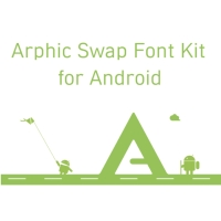 Cens.com Arphic Swap Font Kit for Android ARPHIC TECHNOLOGY CO., LTD.