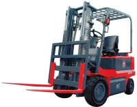 Advanced Electric Forklift Truck (AC System)