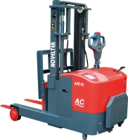Advanced Counterbalanced Reach Truck (AC System)