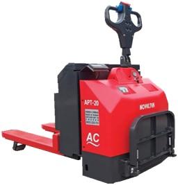 交流電AC無段全電動拖板車 (2.0噸)