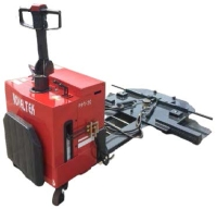 SPECIAL POWERED PALLET TRUCK