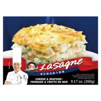 Cens.com Lasagna - Tomato & Cheesy Meat Filling KING'S COOK FROZEN FOOD CO., LTD.