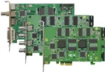 HD Video Capture Card (H.264 Hardware compression, HD-SDI/HDMI input, PCIe interface)