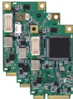 HD Video Capture Card (H.264 Software compression, Mini PCIe interface)