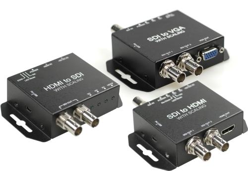 SDI to VGA/HDMI 讯号转换器