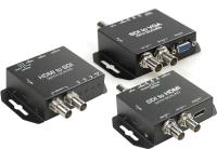 Converters for SDI to VGA/HDMI