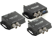 Converters for SDI to VGA/HDMI