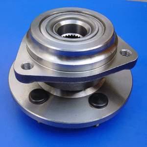 Automotive Wheel Hub Bearings