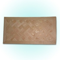 Bamboo Basket Pattern (Red Oak)