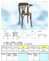 Cens.com Dining Chairs SHAOGUAN PEIMAO WOOD CORP. LTD.