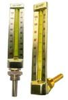 Machine Glass Thermometer