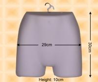 Free-Hanging Ladies' Hip Form