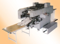 Page Arranging & Stapling Machine