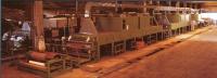 Dry PU (split leather) processing equipment