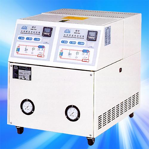 雙機一體 - 水循環式溫度控制機