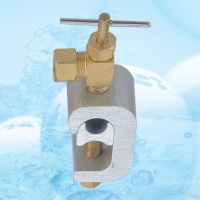 Aluv ClampSaddle Valve