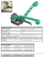 Manual Sealless Tool/ Steel Strap Tensioners