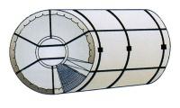 Hot-dip Galvanized Steel Sheet in Coils/ Steel Coils