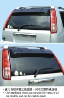 Cens.com Hatchback visor YU GER PLASTIC ENTERPRISE CO., LTD.