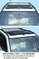 Cens.com Sunroof visor YU GER PLASTIC ENTERPRISE CO., LTD.