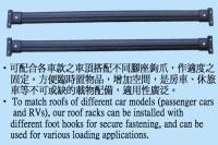 Cens.com 汽车行李架/车顶盘架 优格橡胶企业有限公司