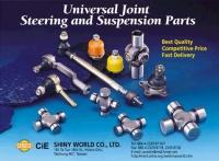 Cens.com universal joint & suspension spare parts SHINY WORLD CO., LTD.